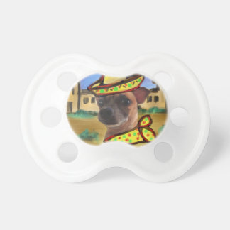 MEXICAN VILLAGE PACIFIER