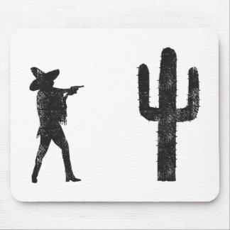 Mexican vs Cactus Mousepads