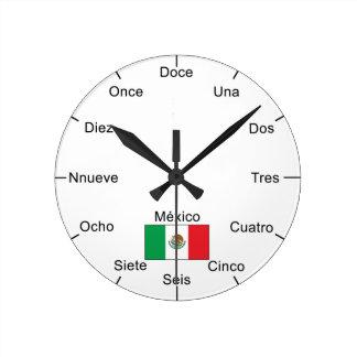Mexican Wall Clock