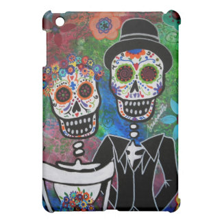 Mexican Wedding Couple IPAD Case