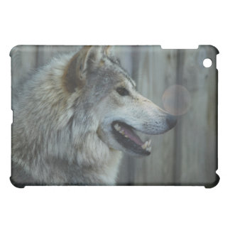 Mexican Wolf iPad Case