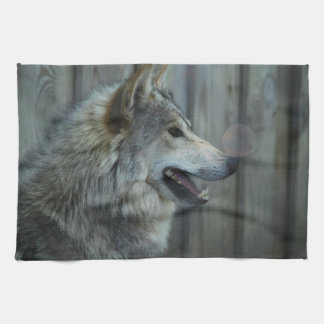 Mexican Wolf Kitchen Towel