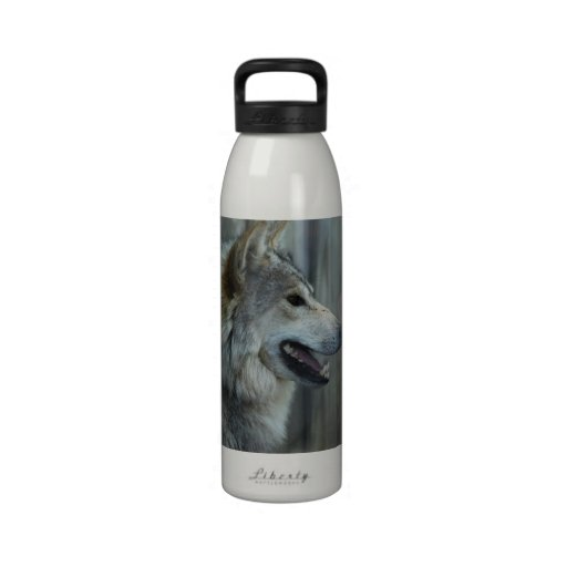 Mexican Wolf Water Bottle