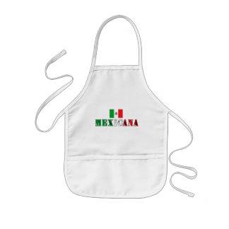 Mexicana Aprons