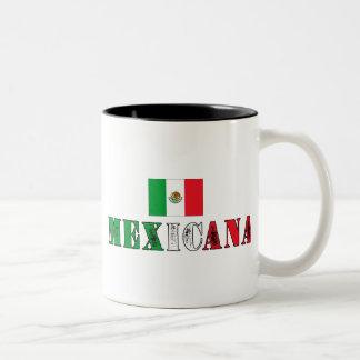 Mexicana Two-Tone Coffee Mug