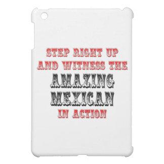 Mexicano asombroso en la acción