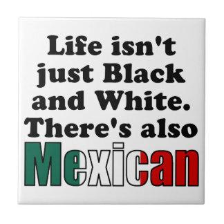 Mexicano Azulejo Cuadrado Pequeño