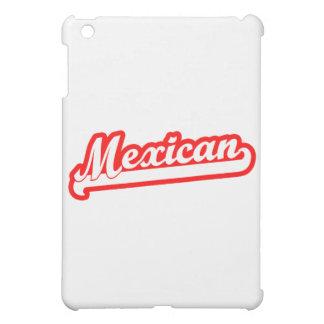 Mexicano del equipo