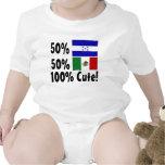 Mexicano del Honduran el 50% del 50% el 100% lindo Trajes De Bebé