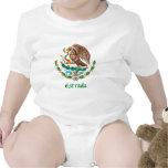Mexicano Eagle de Estrada Camisetas