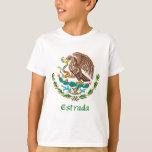 Mexicano Eagle de Estrada Poleras