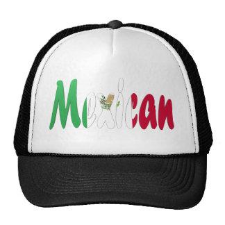 mexicano gorras