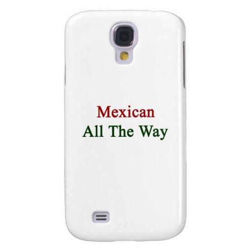 Mexicano hasta el final