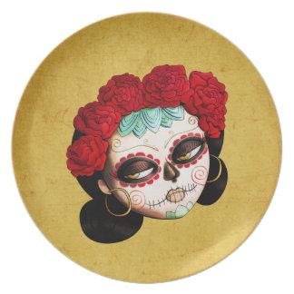 Mexicano hermoso Catrina