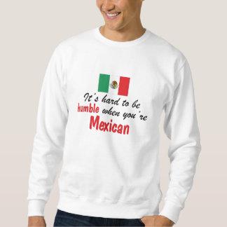 Mexicano humilde sudaderas encapuchadas