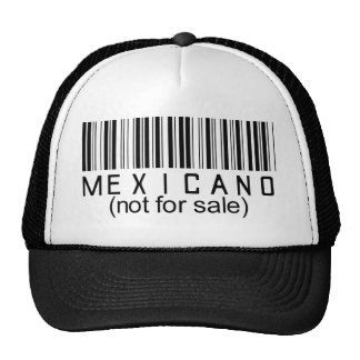 Mexicano (not for sale) trucker hat