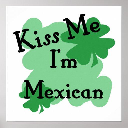 Mexicano Póster
