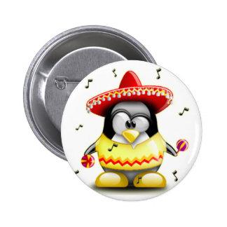 Mexicano Tux Pins