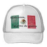 Mexicanos, al grito de guerra gorro de camionero
