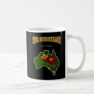 MEXICANOS DEL KIWI TAZA DE CAFÉ