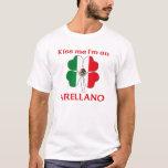 Mexicanos personalizada me besan que soy Arellano Playera