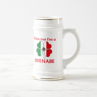 Mexicanos personalizada me besan que soy Bernabe Taza