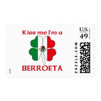 Mexicanos personalizada me besan que soy Berroeta Envio