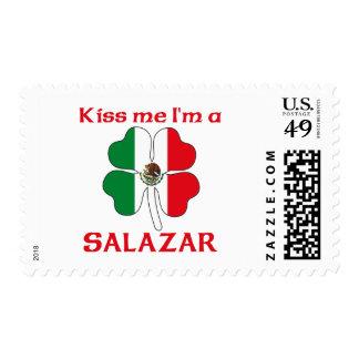 Mexicanos personalizada me besan que soy Salazar