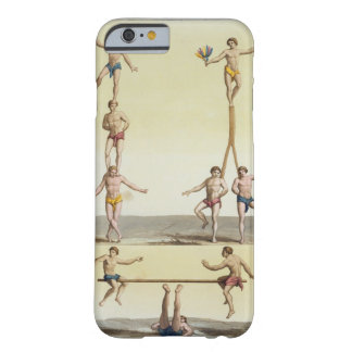 Mexicans Performing Gymnastics (colour litho) Barely There iPhone 6 Case