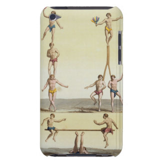 Mexicans Performing Gymnastics (colour litho) Barely There iPod Cover