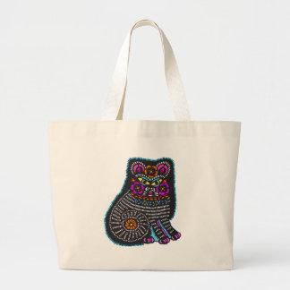 Mexicat Canvas Bags