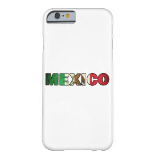 Mexico 005 barely there iPhone 6 case
