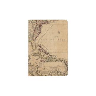 México 10 porta pasaporte