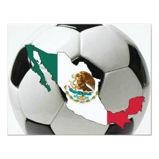 Mexico 2010 card