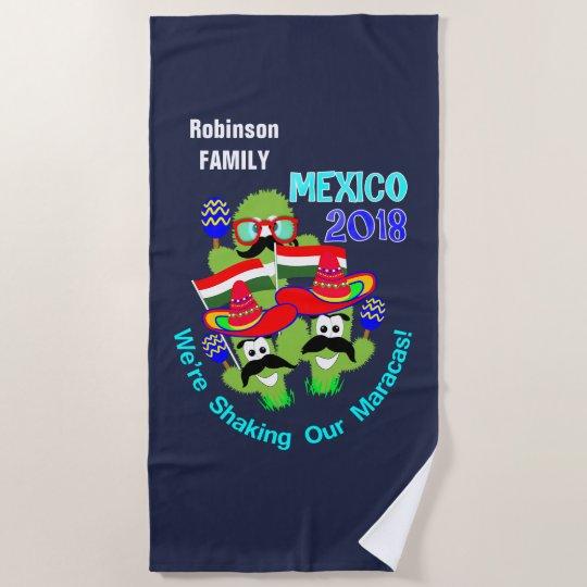 Mexico 2018 Family Group Vacation Fun