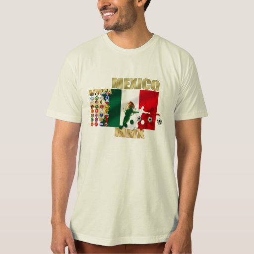 México 32 países de calificación del futbol del playera