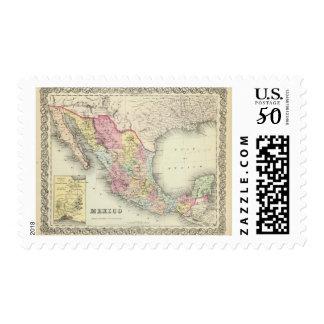 Mexico 3 postage