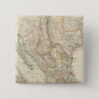 Mexico 5 pinback button