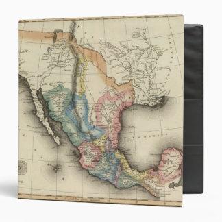 """México 6 carpeta 1 1/2"""""""
