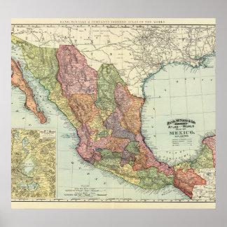 México 6 póster