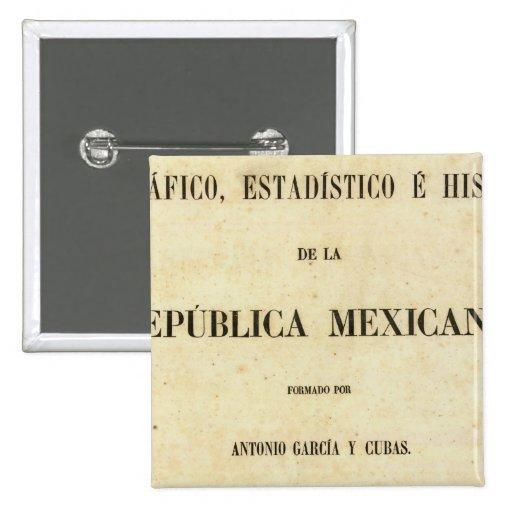 Mexico 7 button