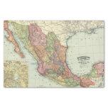 México 7 papel de seda pequeño