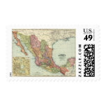 Mexico 7 postage stamp
