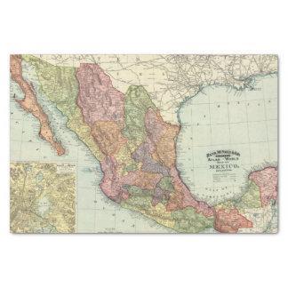Mexico 7 tissue paper
