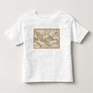 México, America Central, las Antillas T Shirts