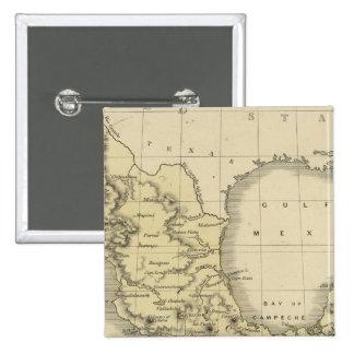 México, America Central Pin