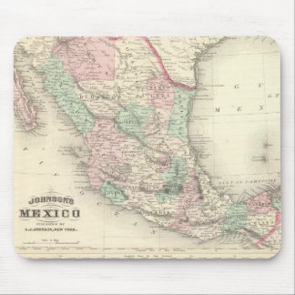 Mexico and Central America 2 Mouse Pad