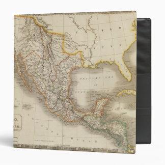 Mexico and Guatemala 2 3 Ring Binder