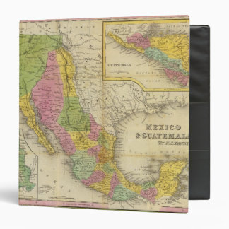 Mexico and Guatemala 2 Binder