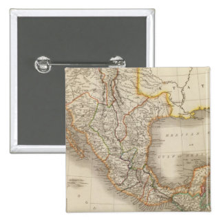 Mexico and Guatemala 2 Button
